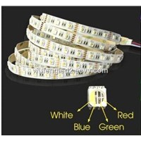 RGBW led flexible strip IP65