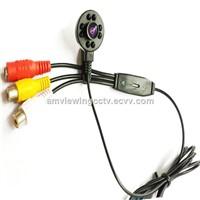 600TVL 170 Degree Wide Angle Night Vision Color Mini CCTV Camera,Micro CCTV Camera