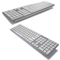 Bluetooth Wireless Mac Compatible Keyboard
