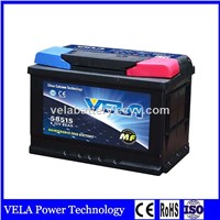 Top Selling Best Price DIN85 MF Lead Acid Car Battery For Car Starting