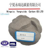 Brown fused alumina refractory