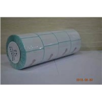 Custom Printed Paper Die Cut Sticker Roll / Packaging Label