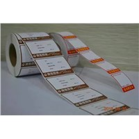 "Direct Thermal Heat Sensitive Self Adhesive 4"" x 6"" Shipping Labels for Zebra Printer"