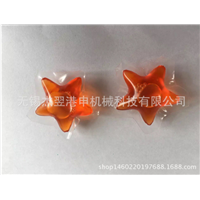 20g star shape apply to children clothes laundry liquid capsuleswith natural fragrance
