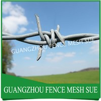 Made in China factory Barbed Wire Fencing Cost