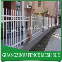 Steel Tubular Fence design for garden and home