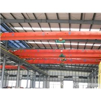 Electric Single Girder Overhead Travelling Crane