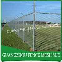 Factory Exporter High Security Chain Link Fences for airport