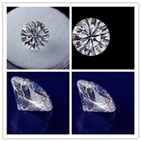 High Quality HPHT Synthetic Loose Diamond