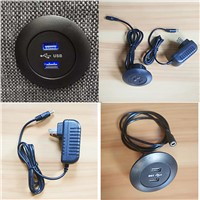Home Theater Recliner Sofa Cinema Seating Charger Furnitures Socket for Smart Mobile Phone Charge