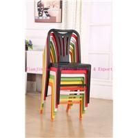 Morden design plastic leisure chairs