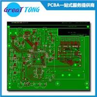 2-Layer Set Top Box PCB Layout Printed Circuit Board