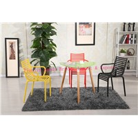Indoor & Outdoor armchair high quality PP  dining chairs useful and morden design chair