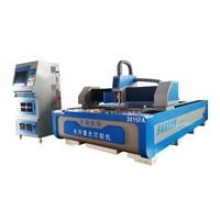 NC-F3015 Metal Sheet Fiber Laser Cutting Machine CE SGS FDA 300W 500W 750W 1200W 1500W