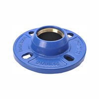 Quick Flange Adaptor for PVC/HDPE Pipe