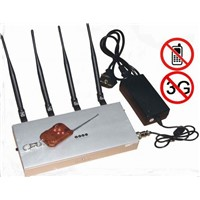 Remote Control Cell Phone Jammer
