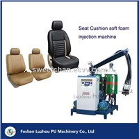Chair Flexible Sponge Foaming Machine with Turntable Production Line