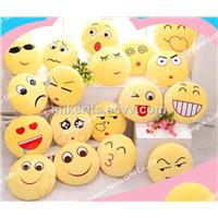 Emoji toy Free sample of key chain emoji/10cm emoji keychains/stuffed emoji keychain