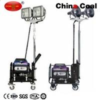 MO-2050L LED Gasoline Generator Mobile Light Tower