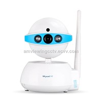 1 MP Digital WiFi IP Camera,Wifi Baby Monitor with Video Record Function