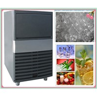 Hotel using small cube ice machine for cube ice making