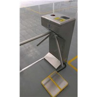 ESD Tester RFID Access Control Tripod Turnstile System