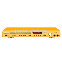 Big DVD Player with Microphone Input