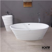 indoor bath tubs acrylic solid surface bathtubs