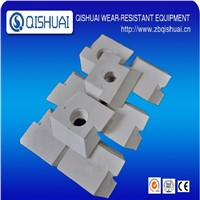 Excellent Wear Resistance Alumina Ceramic Linings Tile