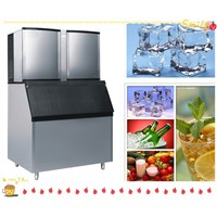 with water filter automatic Ice cube machine unit
