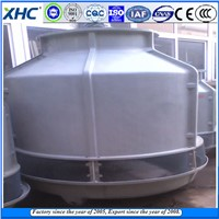 100m3 per hour Round closed Cooling water tower price
