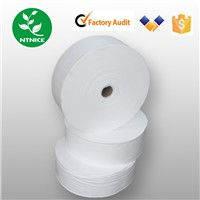 White 100% PP Non-Moven Fabric Oil Spill Absorbent Rolls for Oil & Fuel Spill Control Roll