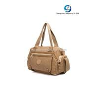 Wholesale Ladies Handbag Guangzhou OEM Manufacturer Fashion Tote Bag