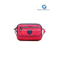 Factory price new ladies canvas waterproof shoulder handbag