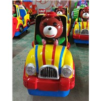 Indoor Amusement Games Arcade Game/ 3D video swing machine-bear car