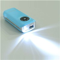 4000/4400/5200mAh Power Bank with LED Indicator