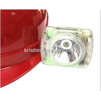 Rechargeable LED headlamp for underground mine