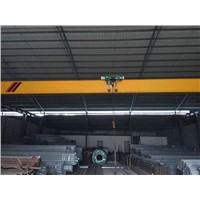 Hot Selling High Quality LP 12.5T Electric Single Girder Overhead Travelling Crane