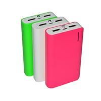 Rechargeable mobile power charger 6000mAh-7800mAh