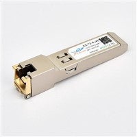 SFP RJ45 10/100/1000M Cisco Compatible Copper SFP Optical Transceiver Module