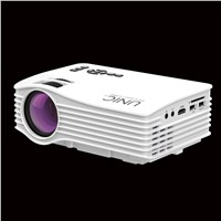 UNIC UC36 LED Projector Home Theater Projector With AV USB SD  HDMI