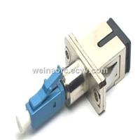 Fiber Hybrid Adapter LC Male to SC Female