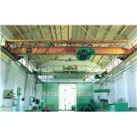 LB Electric Single Girder Overhead Travelling Crane 1-10 T