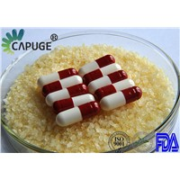 Empty Hard Gelatin Capsule Shells Medicine Capsules Size 2 Red& White
