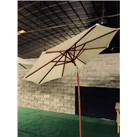 high quality wood patio umbrellas