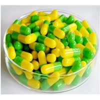 Halal Certified Halal Empty Hard Gelatin Capsule Color Customized Pharmpack