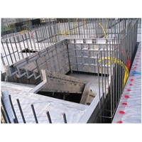 aluminum formwork ,a rapid paced construction system for forming cast in place concrete structures