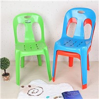 Durable & Comfortable Stacking Plastic Chair