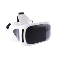 top selling 3Plus plastic VR glasses  with less weight and more beautiful apperance