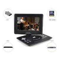 LCD Screen Car DVD Player with USB FM